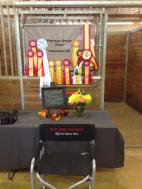 Autumn Leaves Dressage Show and CBLM Championships 2013