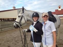 Lysa, Bogey and Briana- 2013 CBLM Championships
