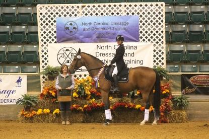 Briana and Popstarr 2015 NCDCTA Champion