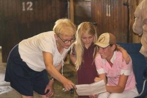 Linn, Hailey and Briana 2015