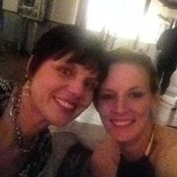 Kelly D and Briana, NCDCTA Gala 2015