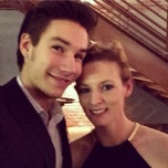 Josiah and Briana 2014 HOY Gala
