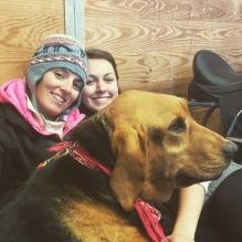 Briana, Natalie and Daisy 2015