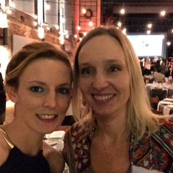 Briana and Michelle NCDCTA Gala 2014
