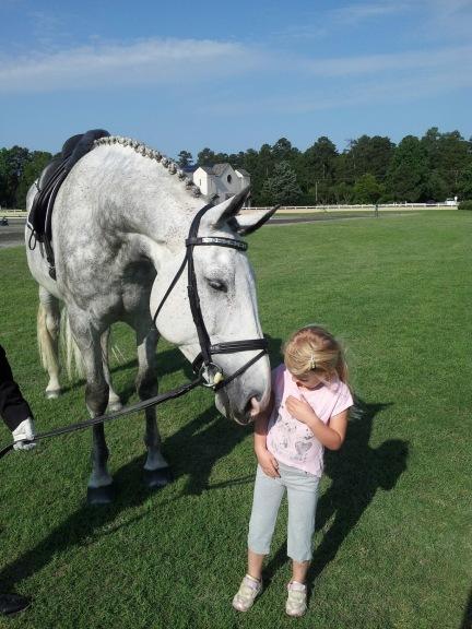 Hailey and Bogey, Pinehurst 2013